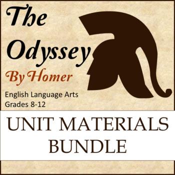 The Odyssey Unit Materials Bundle