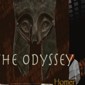 The Odyssey Warrior Poster