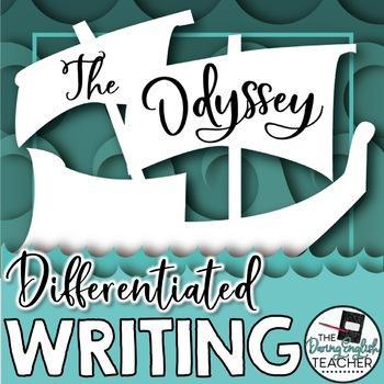 The Odyssey Differentiated Writing Responses