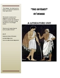 The Odyssey by Homer:  A Complete Unit for any Version