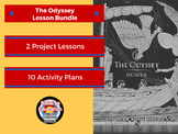 The Odyssey by Homer: Projects Bundle