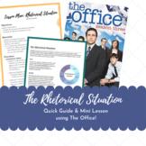 Rhetorical Situation Intro Quick Guide and Mini Lesson - U