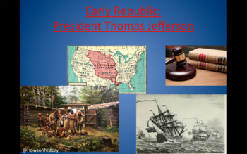 The Office of President Jefferson: Discussion, Notes, Create