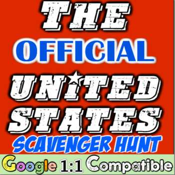 Constitution Lesson Scavenger Hunt: Perfect Supplement for Constitution Day!