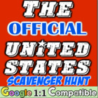 Constitution Day Lesson Scavenger Hunt: Perfect Supplement for Constitution Day!