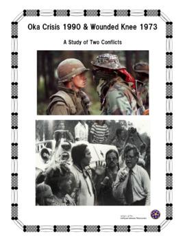 The Oka Crisis 1990 & Wounded Knee 1973