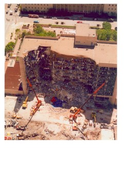 The Oklahoma City Bombing Word Search
