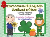 There Was an Old Lady Who Swallowed a Clover - Literacy Mini Unit