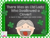 The Old Lady Who Swallowed a Clover {Speech & Language Extension Activities}