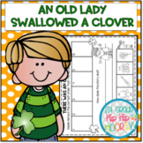 Activities and Craft...The Old Lady Who Swallowed a Clover!