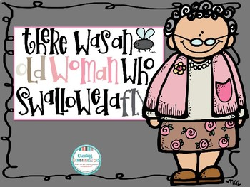 The Old Lady Who Swallowed a Fly Literacy Plan