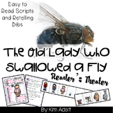 Reader's Theater: The Old Lady Who Swallowed a Fly