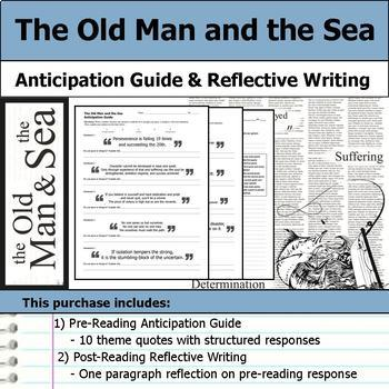 The Old Man And The Sea Unit By S J Brull Teachers Pay Teachers