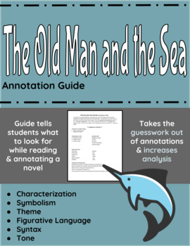 The Old Man and the Sea Annotation Guide