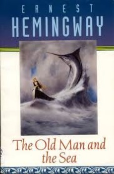 The Old Man and the Sea by Ernest Hemingway Figurative Language Bundle