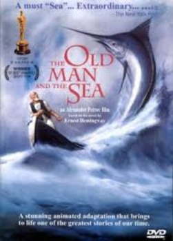 Old Man and the Sea  by Ernest Hemingway  Part 2 Activity Bundle