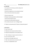The Old Man and the Sea by Ernest Hemingway Reading Questions