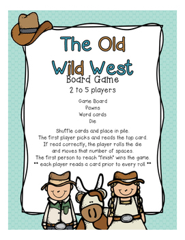 The Old Wild West (closed exceptions ild, ind, old, olt, ost)