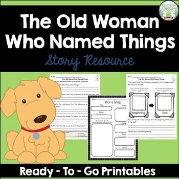 The Old Woman Who Named Things - Story Resource