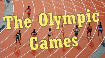 The Olympic Games - A General Introduction