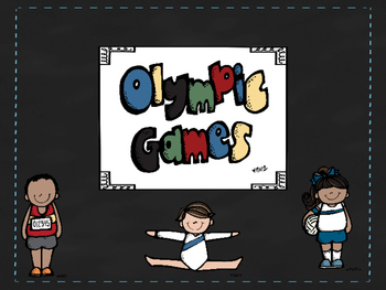 The Olympic Games Rio 2016