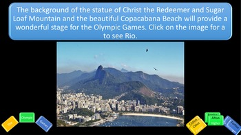 The Olympic Games and Rio 2016 Presentation - Simple Text - 94 Slides -
