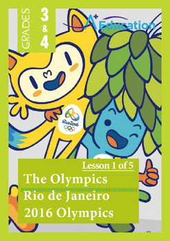 The Olympics (Lesson 1 of 5) - Rio de Janeiro 2016 Olympic
