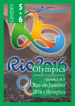 The Olympics (Lesson 1 of 5) - Rio de Janeiro 2016 Olympics - Grades 5&6