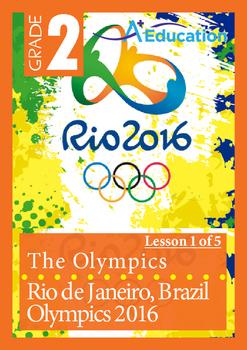 The Olympics (Lesson 1 of 5) - Rio de Janeiro, Brazil Olym