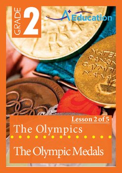 The Olympics (Lesson 2 of 5) - The Olympic Medals - Grade 2