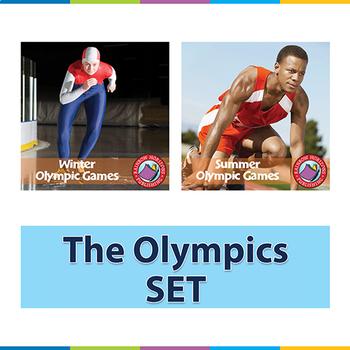 The Olympics SET Gr. 4-6