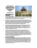 The Omnivore's Dilemma - Informational Text Test Prep