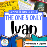 The One and Only Ivan (Google Classroom Compatible) | Dist