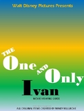 The One and Only Ivan: Disney+ Original: Movie Viewing Guide
