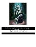 The One and Only Ivan - Figurative Language Activity
