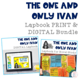 The One and Only Ivan Lapbook for Novel Study