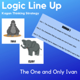 The One and Only Ivan - Logic Line Up with Characters - Ka