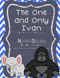 The One and Only Ivan Novel Study