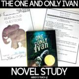 The One and Only Ivan Novel Study   PRINT & DIGITAL   Goog