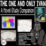 The One and Only Ivan Novel Study, Activities, Chapter Questions