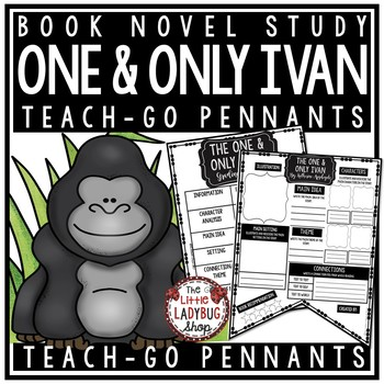 The One and Only Ivan by: Katherine Applegate [Book Review Template]