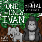 The One and Only Ivan- Remote Learning - Digital Resource