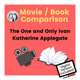 The One and Only Ivan by Katherine Applegate - Movie/Book