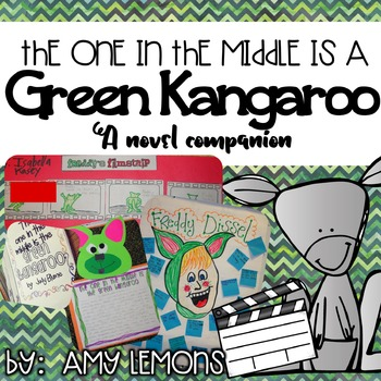 The One in the Middle is the Green Kangaroo (novel companion)