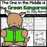 The One in the Middle is the Green Kangaroo Freebie