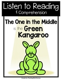 The One in the Middle is the Green Kangaroo: Listen to Reading (QR codes)
