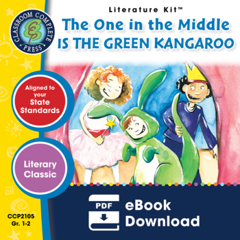 The One in the Middle is the Green Kangaroo - Literature Kit Gr. 3-4