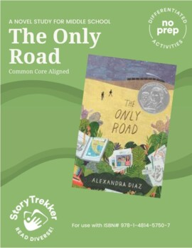 The Only Road - Novel Study/Reading Road Map