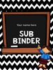 The Only Sub Binder You Need!