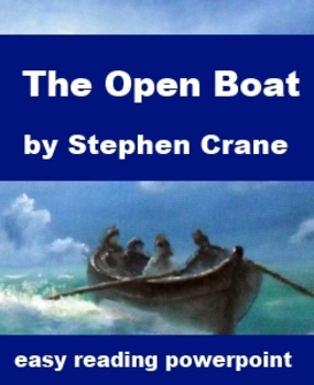The Open Boat Easy Reading Powerpoint Presentation
